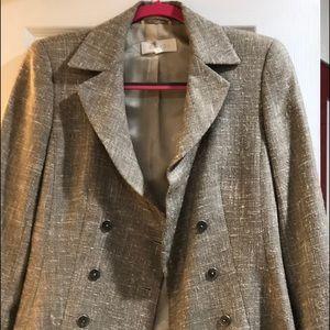 ESCADA Vintage double breasted blazer